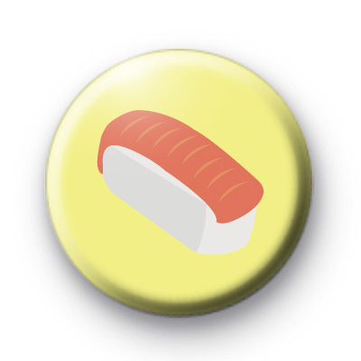 Sushi Roll Food Badges
