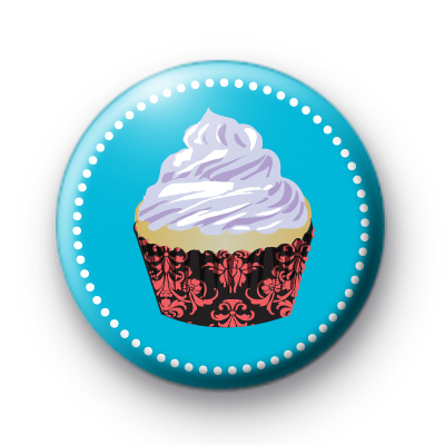 Sweet Tasty Cupcake Badge