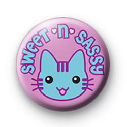 Sweet and Sassy badge