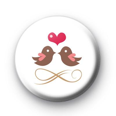 Sweet Love Birds Badges