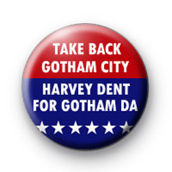 Take Back Gotham badges