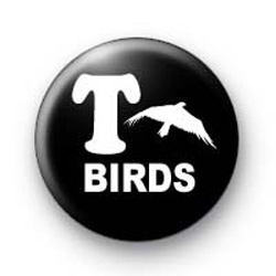 T-Birds badges