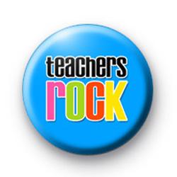 Teachers Rock Badge