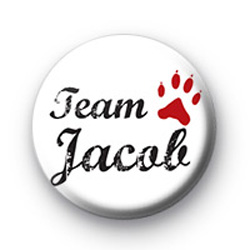 Team Jacob Wolf Badge