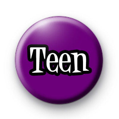 Teen Button Badges