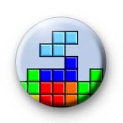 Tetris badges