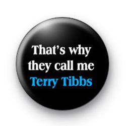 Terry Tibbs badges