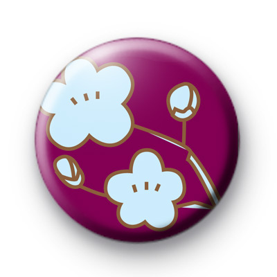 The Colour Purple Button Badge