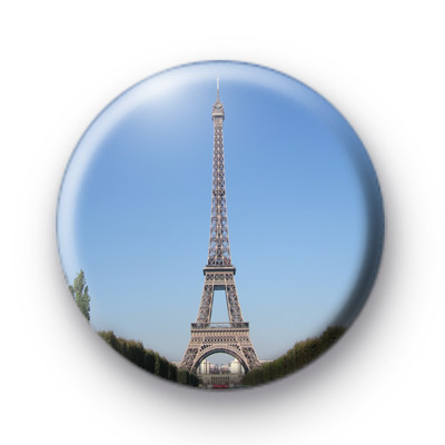 The Eiffel Tower badge