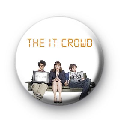 The IT Crowd Custom badge