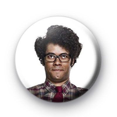 Maurice Moss The IT Crowd 2 badge