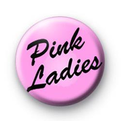 Pink Ladies Badges