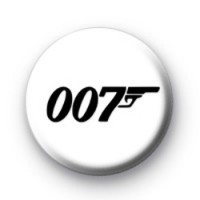 007 Badge James Bond badges