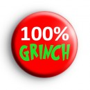 100% Grinch Badge