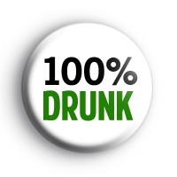 100% Drunk Badge thumbnail