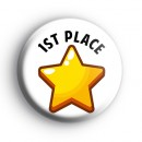 1st Place Gold Star Badge