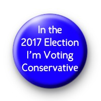 Voting Conservative Badges