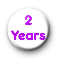 2 Years badge