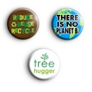 Set of 3 ECO Badges