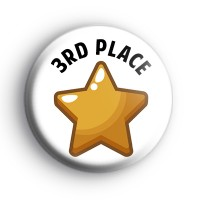 3rd Place Bronze Star Badge