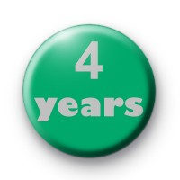 4 years custom badge