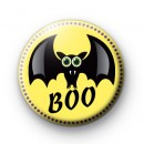 Spooky Black Bat Boo