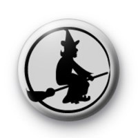 Black Witch Badge