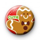 Gingerbread Christmas Cutie Badge