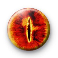 Eye Of Sauron button badge
