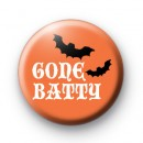 Halloween Gone Batty Badge
