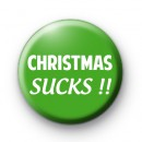 Christmas SUCKS Badges