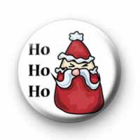 Santa Ho Ho Ho badges