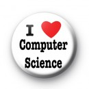 I Love Computer Science badge