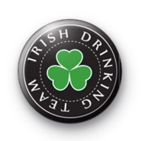 Irish Drinking Team Badge