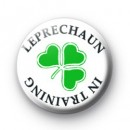 Leprechaun in Training badges