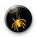 Orange Spider Badge