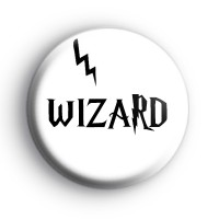 Harry Potter Wizard Badge
