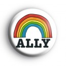 Rainbow LGBTQ Ally Badge