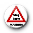 Stag Party Warning badges