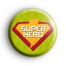 Super Hero Insignia Badge