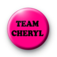 Team Cheryl Cole Badge