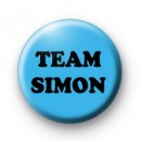 Team Simon Cowell Badge