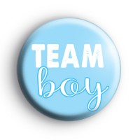 Blue Team Boy Badges