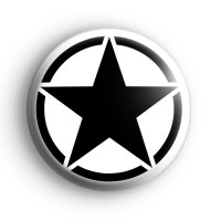 USA Military Jeep Star Badge thumbnail