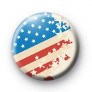 USA Patriotic Flag Badges