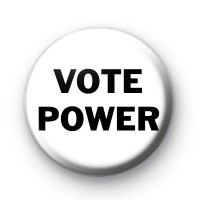 VOTE POWER BADGE