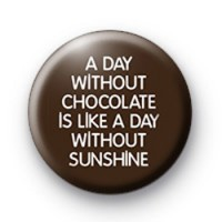 A Day Without Chocolate Badge thumbnail