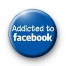 Addicted to Facebook badges