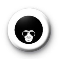 Afro Too kool for school badges