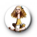 Alice in Wonderland 2 badge